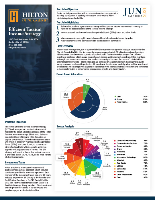 ETI Factsheet