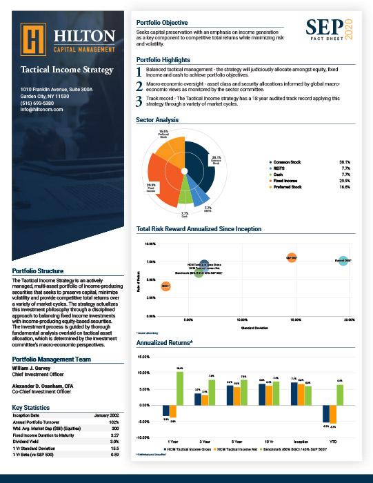 Hilton TI Factsheet