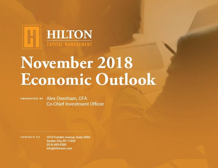 2018 Economic Outlook