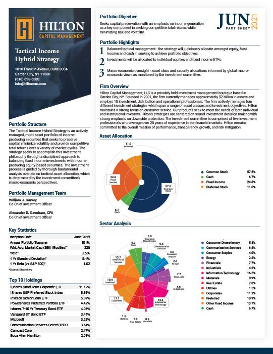 Hybrid TI Factsheet